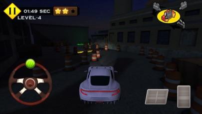 Night Parking Car Simulatorのおすすめ画像5