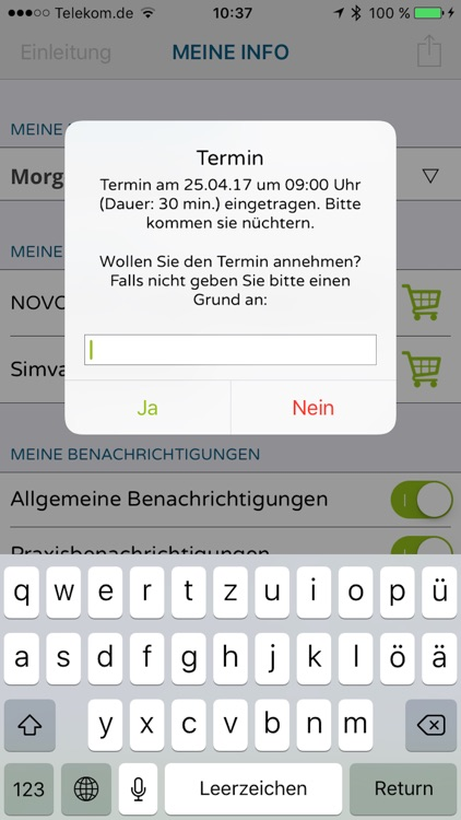 Medis Münster screenshot-4