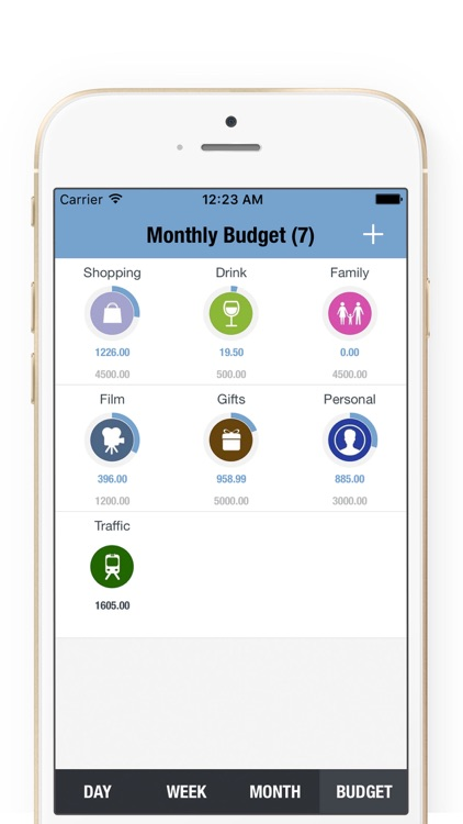 Best Budget Planner+ Daily Budget,Spending Tracker screenshot-2