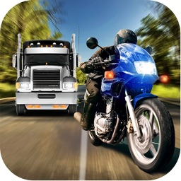 Highway Traffic Rider : Motorbike Rider