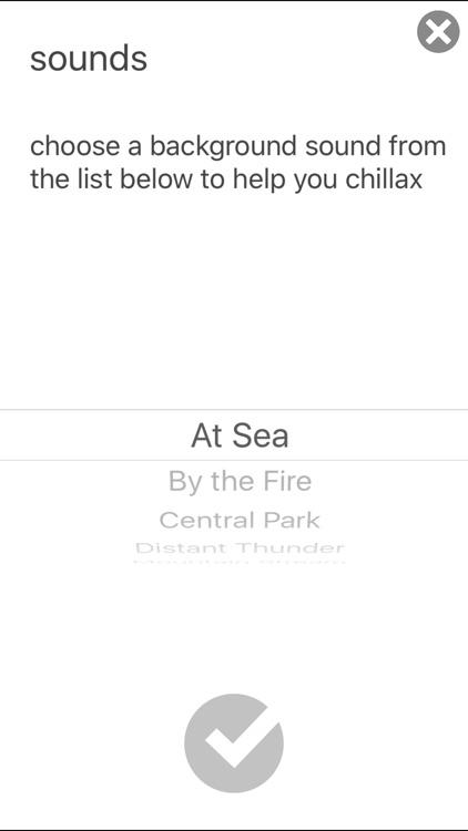Chillax screenshot-4