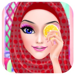 Hijab Wedding Salon - Hijab Spa & Dress up Games