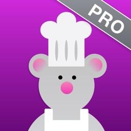 Sous Chef PRO: Kitchen Timer Calculator Conversion