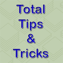 Top Tips and Tricks