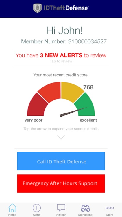 ID Theft Defense