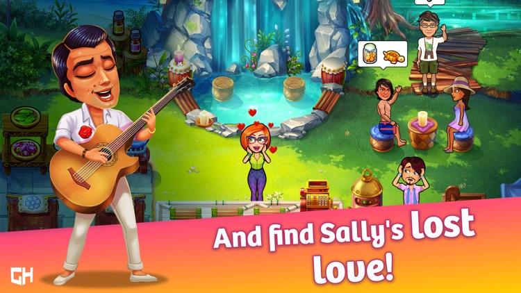 Sally's Salon - Beauty Secrets screenshot-4
