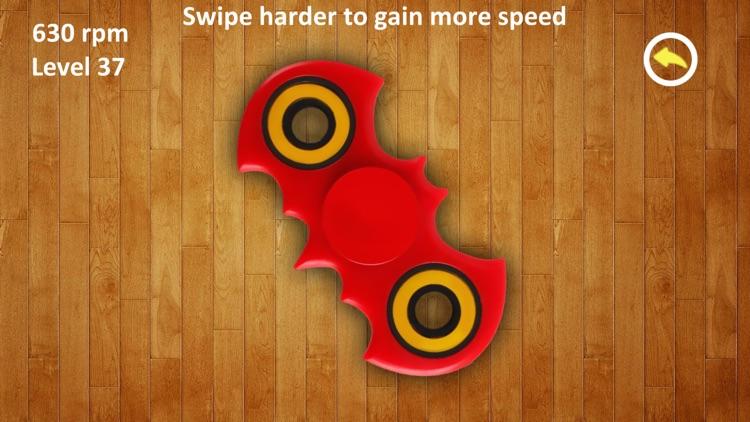 Fidget Spinner - Extra Speed screenshot-3