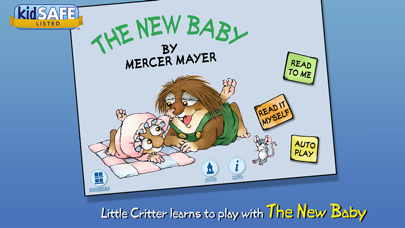 The New Baby review screenshots