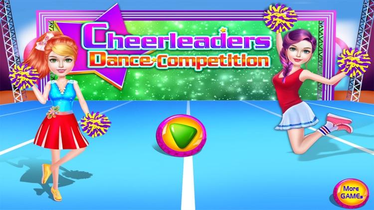 Cheerleaders Dance Competition