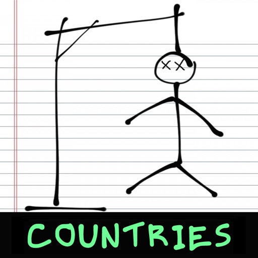 Hangman: Countries