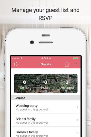 Wedding Planner LadyMarry - náhled