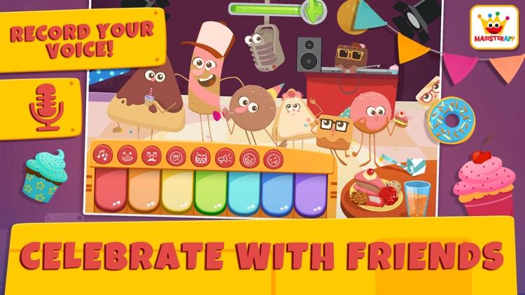 Birthday Factory: Kids games screenshot-4
