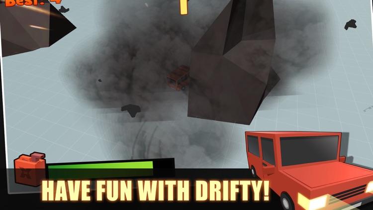 Endless Drifting Arena
