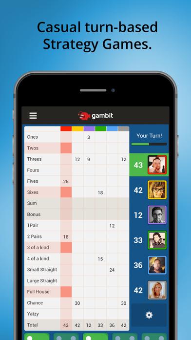 Gambit Games screenshot 4