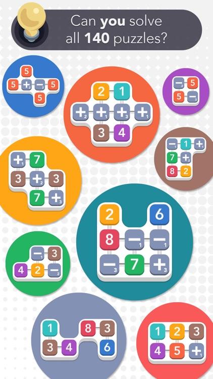 SUM IDEA - logic number puzzles screenshot-0