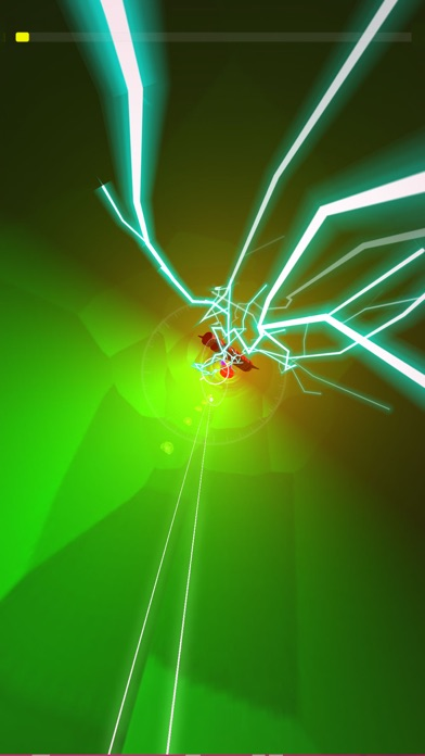 Particle VR Shooter Music Game - Google Cardboard screenshot one