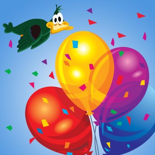 Pop Baby Balloons