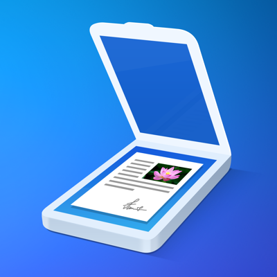 Scanner Pro - PDF document scanner with OCR Applications