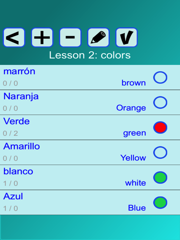 Woorden ES (Spanish Course) screenshot 6