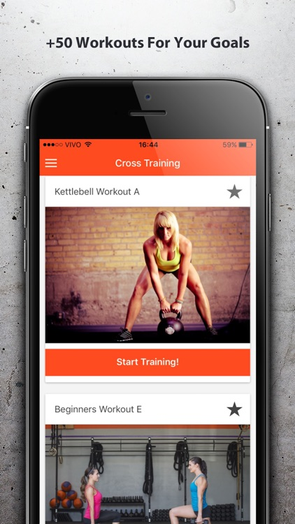 Cross Training - Fit Workouts