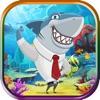 鮫 顎 vs 深淵 海洋魚 水槽 アンダーワールド マッチ3