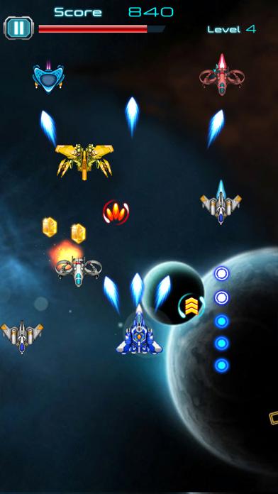 Galaxy Shooter Attack 2018 screenshot four