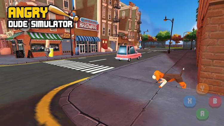 Angry Dude Simulator screenshot-3