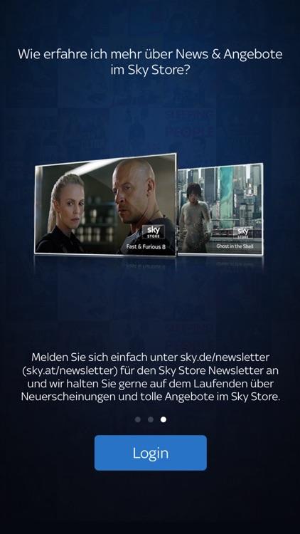 Sky Store Player screenshot-4