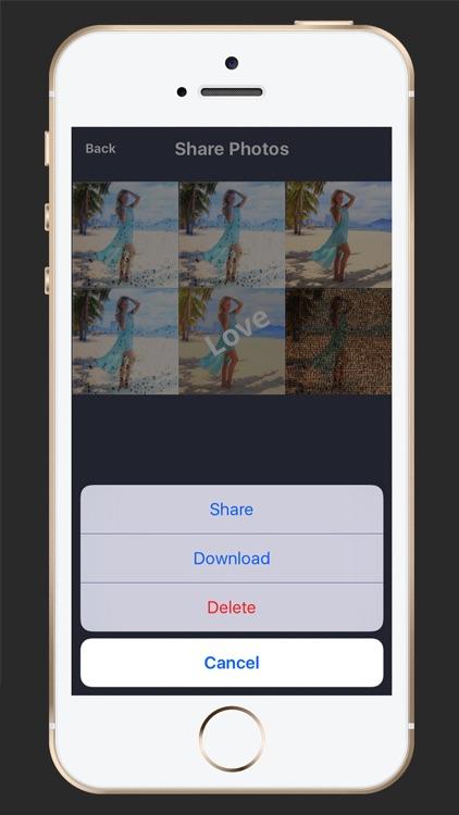Camera Pics Selfie Expert screenshot-3