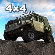 4x4 OffRoad SUV Driving Simulator