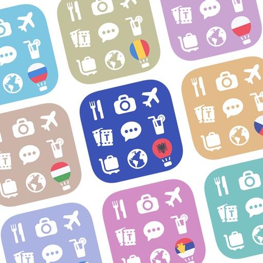 Unlock 12 Central&East Euro Languages 500(Travel)