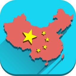 认识中国-儿童趣味地图
