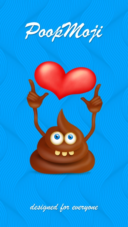 PoopMoji - poop emoji and stickers for iMessage