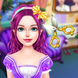 Princess hair salon: Fairy Tale