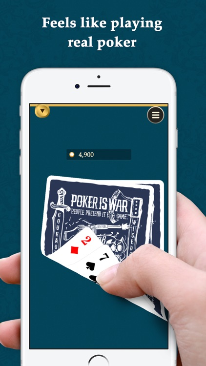 Pokerrrr 2-Poker with Buddies