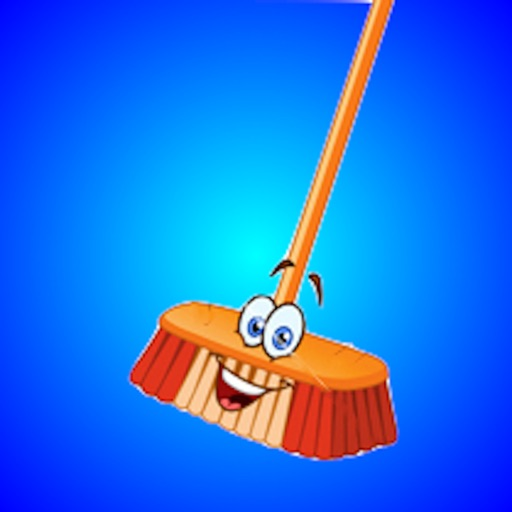 Magic Broom - Tilt To Clean Premium icon