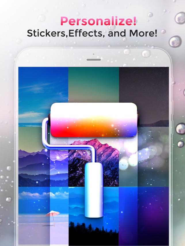 用のクールな壁紙 HD & Retina 無版 Screenshot