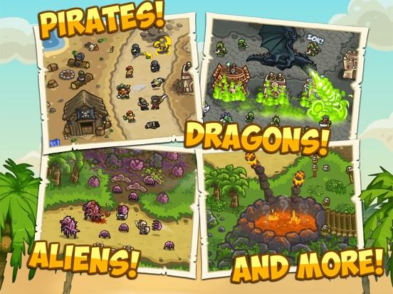 Kingdom Rush Frontiers HD Screenshots