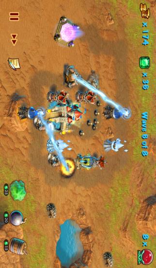 Towers N' Trolls HD Screenshot 4