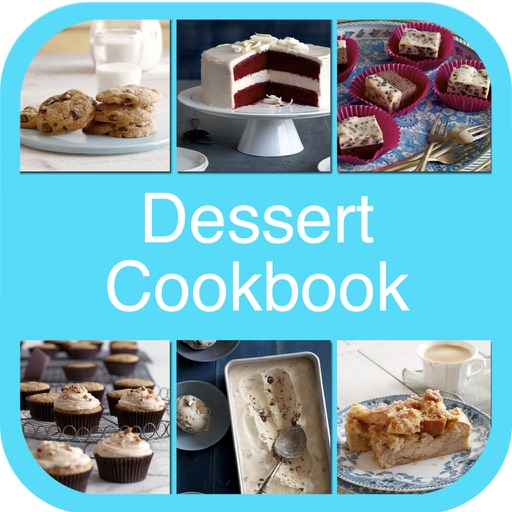 Dessert Cookbook - Cake and Ice Cream for iPad