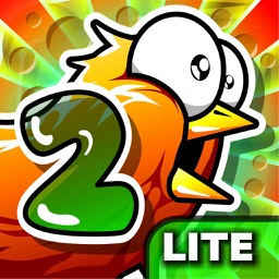 Chicken Fly 2 - Awesome Chicken Siege Heroic Super Sonic Dasher - The Lite Edition