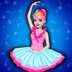 Ballet Dancer Salon Makeover Girls Game