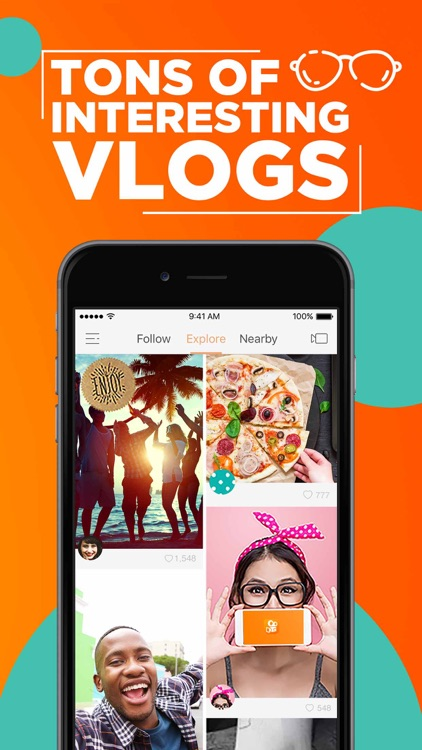 Kwai - Share your video moments app image