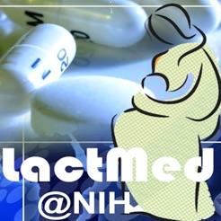 Image of LactMed logo