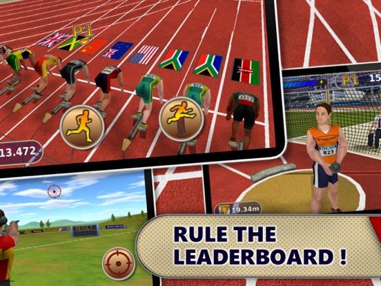 Athletics: Summer Sports screenshot 10