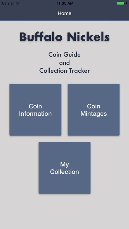 Buffalo Nickels - Coin Guide & Collection Tracker