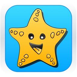 Easy Swimmer - Starfish