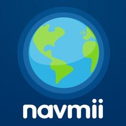 Navmii GPS Portugal: Offline Navigation