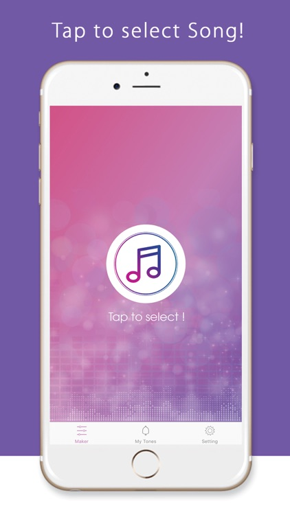 Ringtone Maker - Create ringtones for your iPhone
