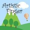 Artistic Finger